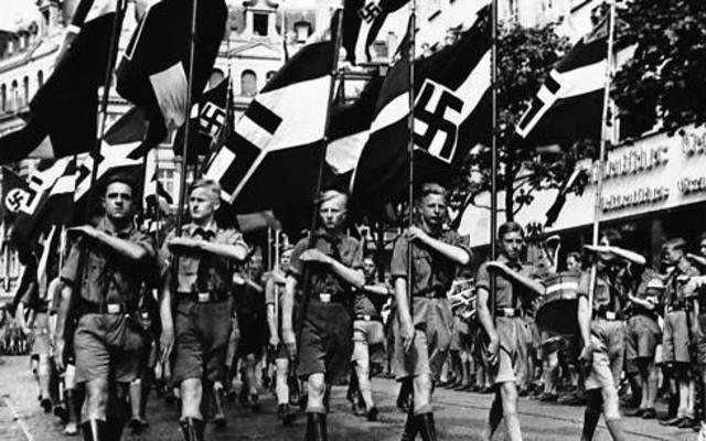 תחילת המשטר הנאצי