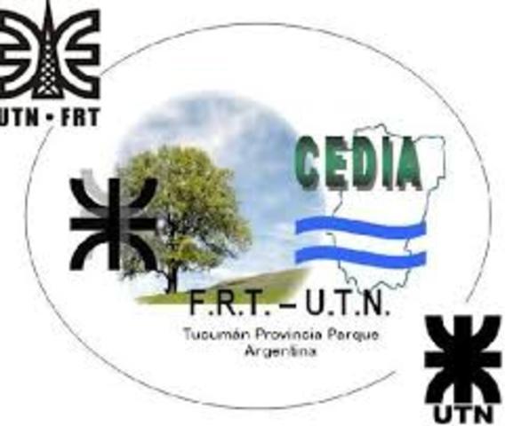 CENTRO DE INGENIERÍA AMBIENTAL (CEDIA) -FRT