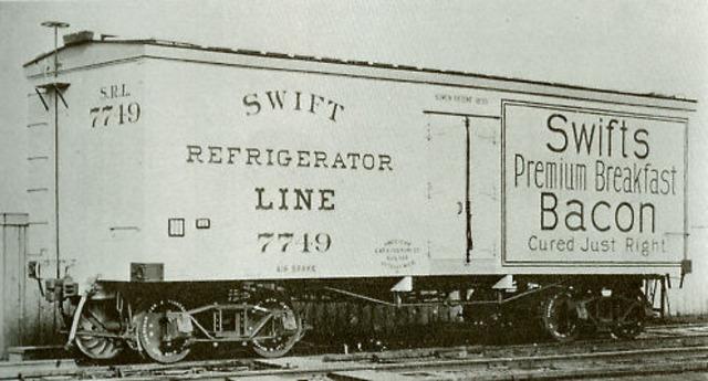 The Refrigerator Car
