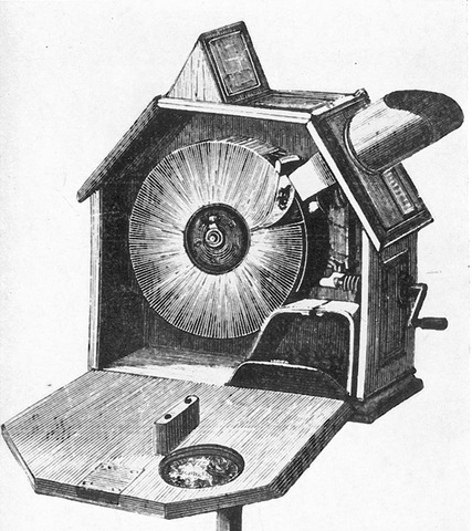 Invention of mutoscope