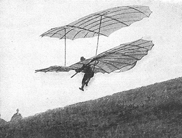 Glider-Otto Lilienthal