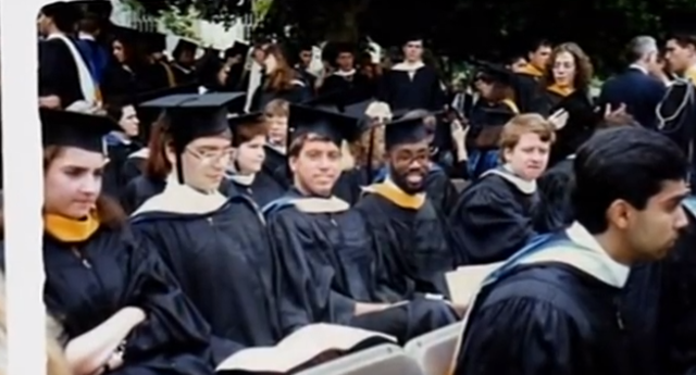 Chris Graduates From Emory University