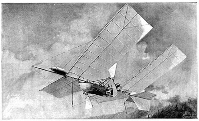 Aerodome-Samuel P. Langley
