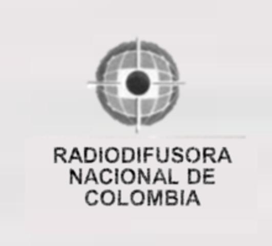 Creación de la radiodifusora  Nacional de Colombia