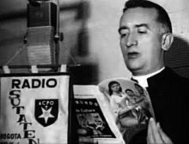 Escuelas radiofónicas: Nacimiento de Acción Cultural Popular-ACPO