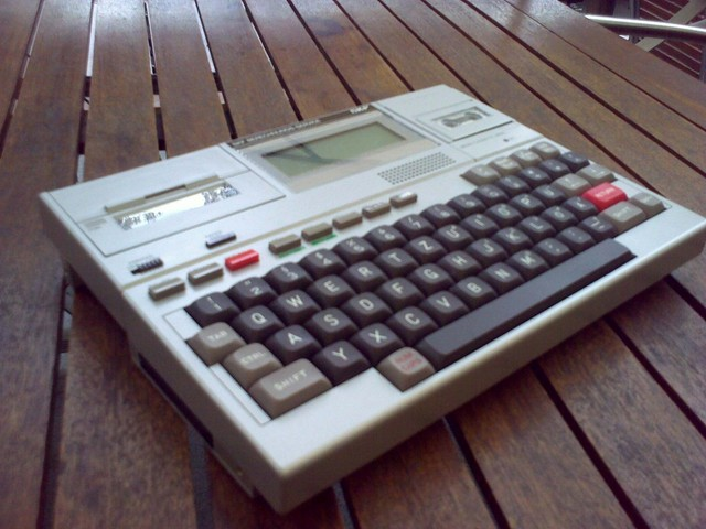 First Laptop ever
