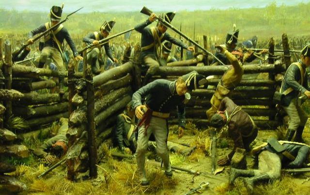 The Battle of Horseshoe Bend
