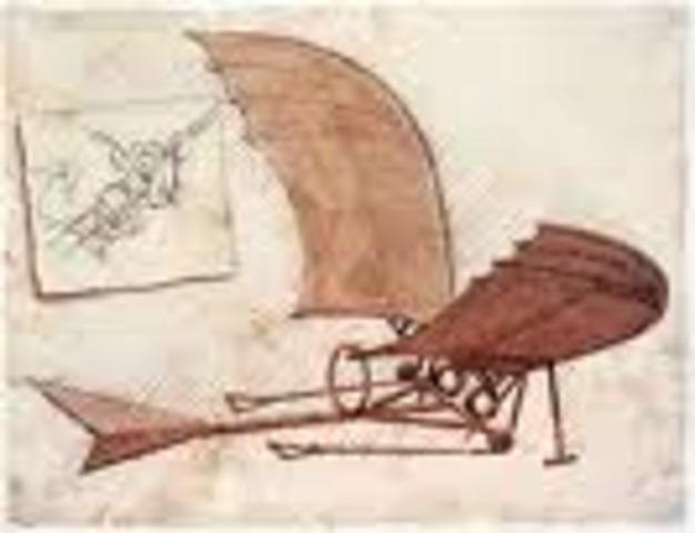 Leonardo da Vinci, Italy