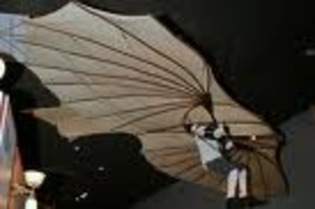 Otto Lilienthal, Germany- developed ways to control glider flight