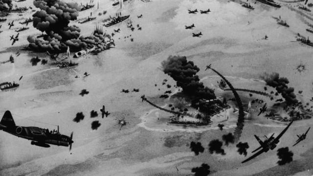Battle of Midway ends