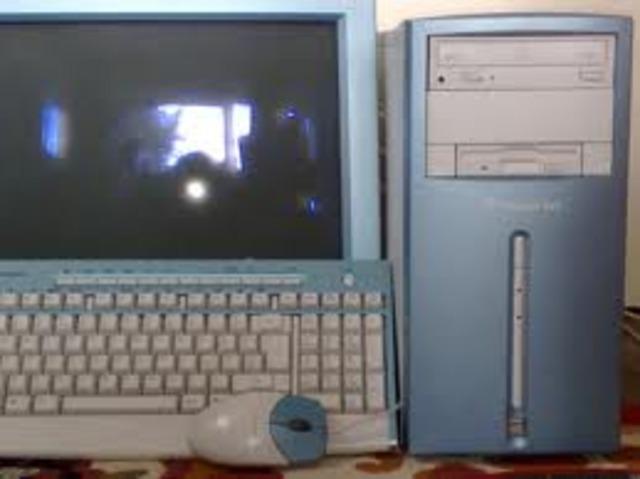 Primer ordenador personal