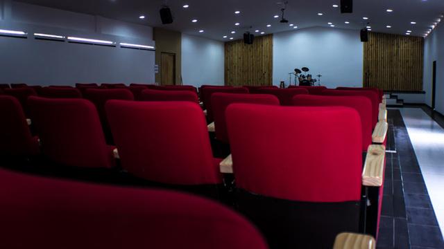 Mejora del auditorio