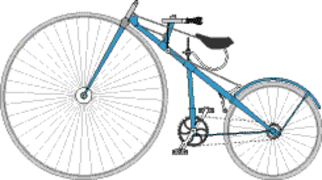Harry Lawsons bicyclette