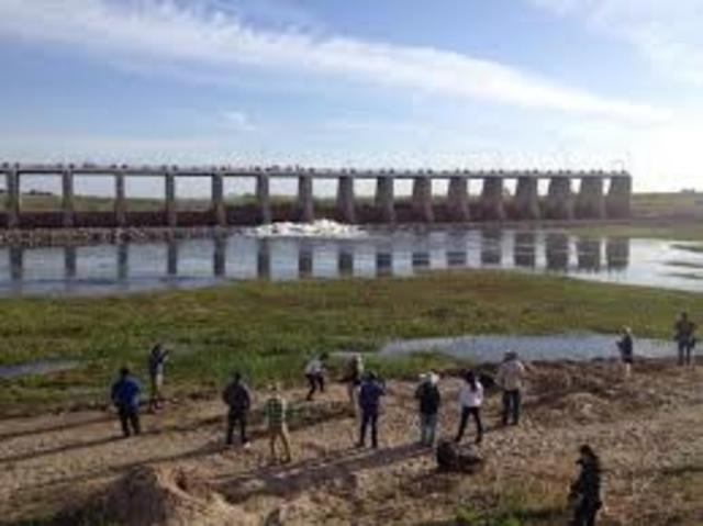 The Morelos Dam/Mexico