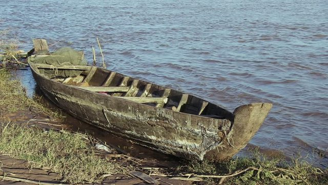Canoe Trouble