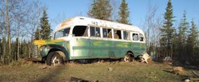 Chris Finds a Bus