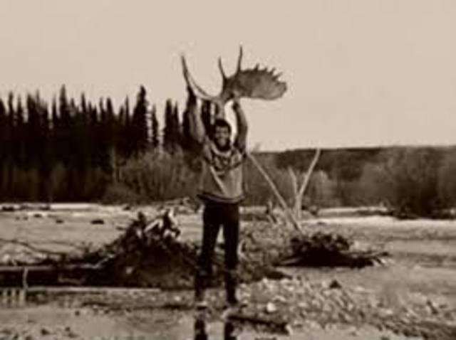 Chris Kills a Moose