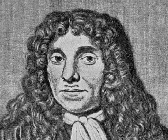 Anton Leeuwenhoek descubreanimáculos en el fluido seminal