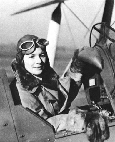 First Woman to Fly in Canada