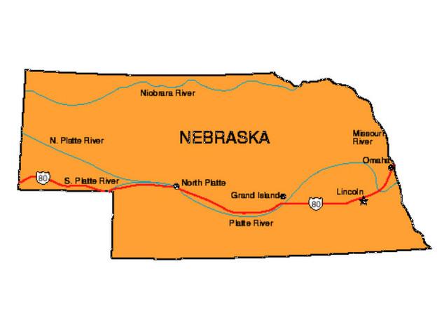 Nebraska Becomes State