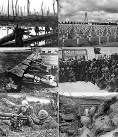 Los efectos económicos de la Primera Guerra Mundial