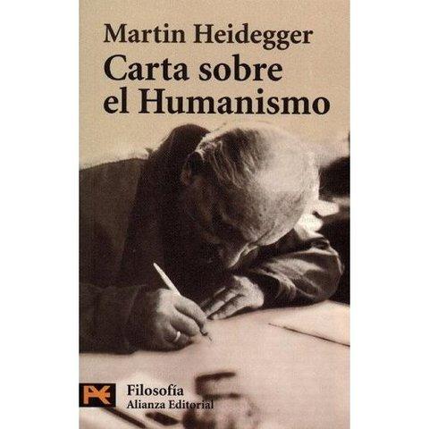 Libro de  Heidegger