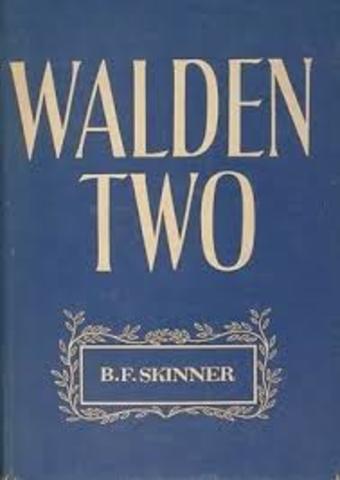 Libro Walden Two