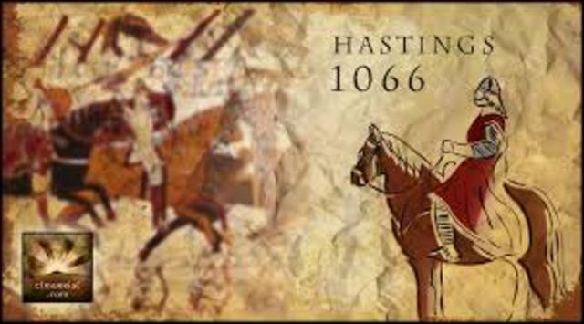 La Batalla de Hastings