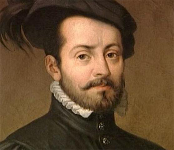 Hernán Cortés Conquista Mexico