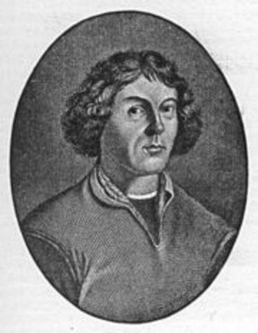 Modelo Heliocentrico de Nicolas Copernico
