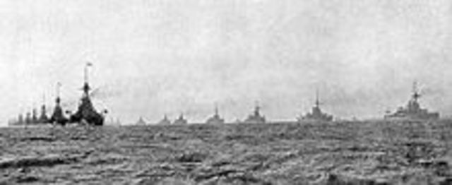 Battle of the Jutland