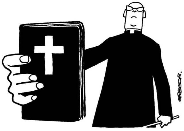 Imposición de la religión Católica