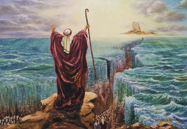 Preparación de Moises