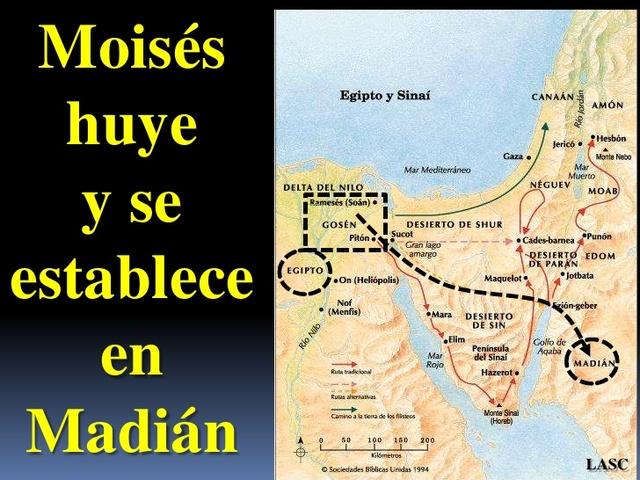 Llamado a Moises