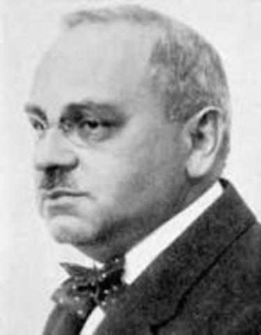 Adler Alfred  (1870-1937)