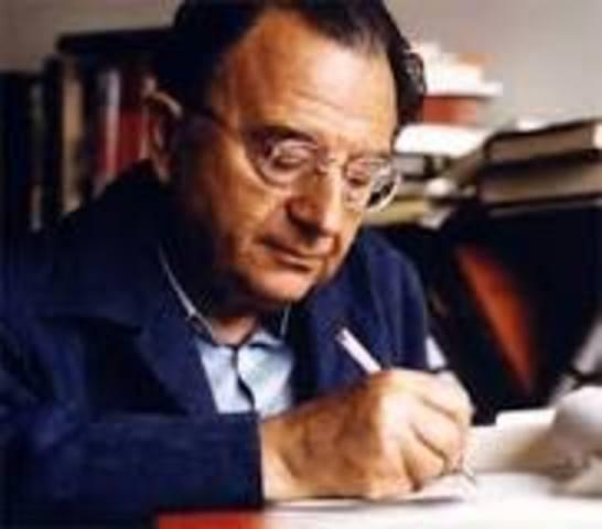 Fromm Erich Pinchas (1900-1980)