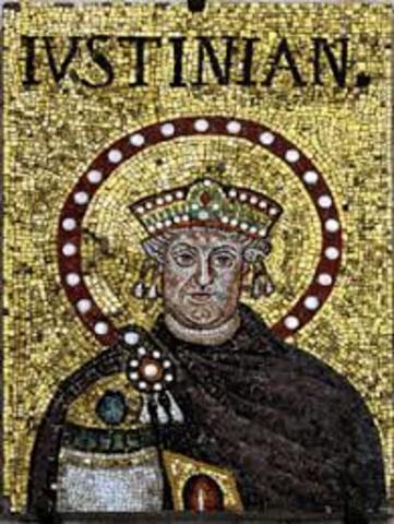 Codificación del derecho por Justiniano