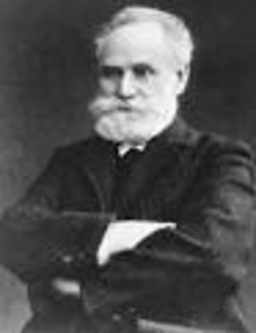 Pavlov Ivan Petrovich (1849-1936)