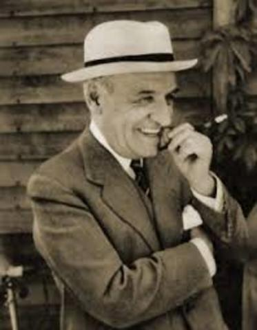 Jose Ortega y Gasset