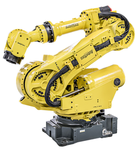 1764 Industrirobotter