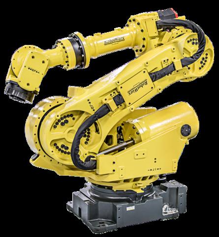 2501 Industrirobotter