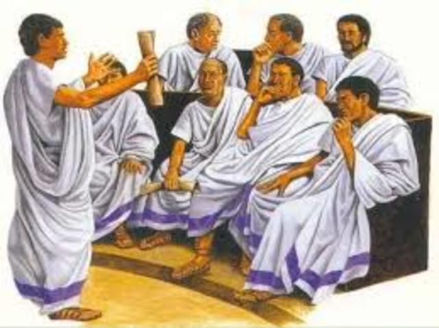 pretores peregrinos