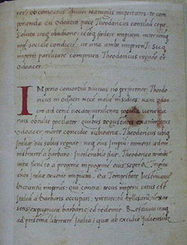Edicto de Teodorico
