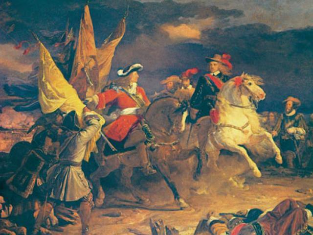Guerra de las Naranjas: Francia, Portugal y España.