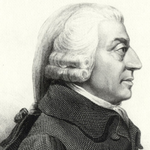 """Adam Smith's """"Inquiry into the Nature and Causes of teh Wealth of Nations"""""""