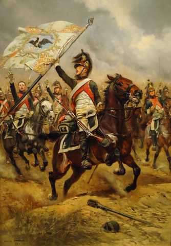 French Defeat Prussian Army