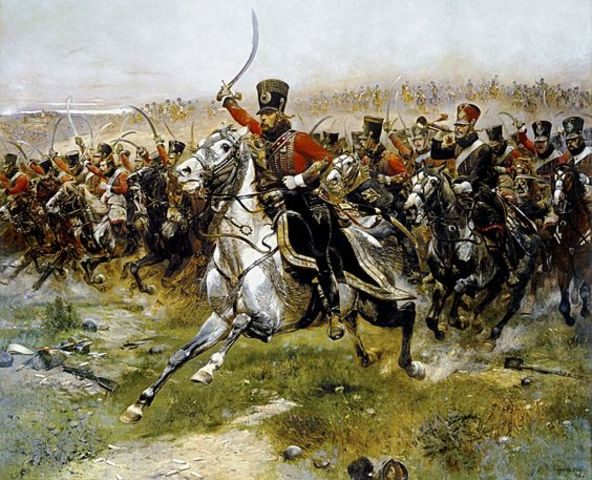 French Defeat the Russians in 1807