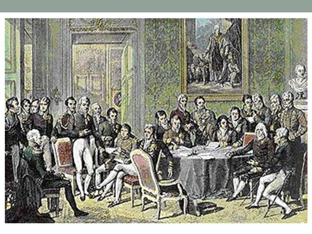 The Treaty of Chaumont