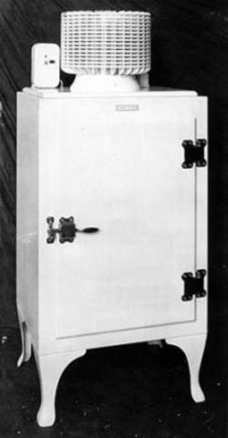 motor top refrigerators