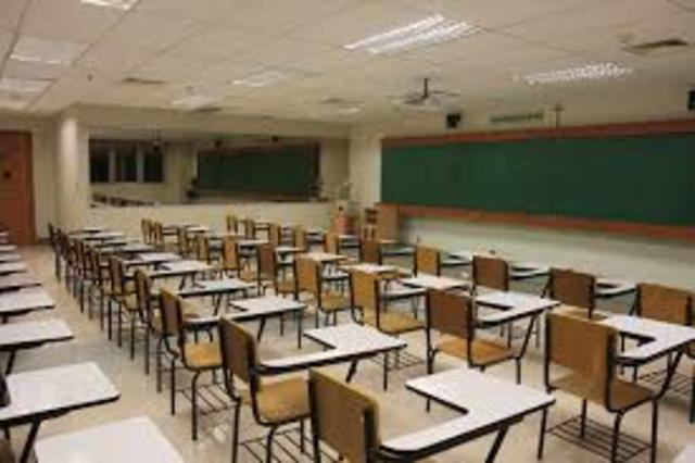 El espacio educativo en Secundaira